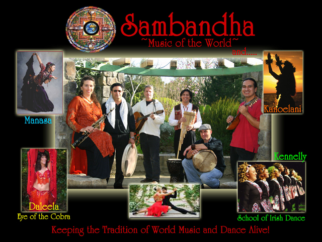 Sambandha, Music of the World